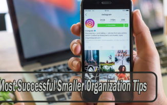 Most Successful Smaller Organization Tips