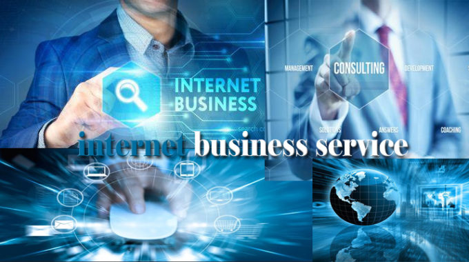 Business internet business service