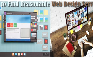 How to Find Reasonable Web Design Services
