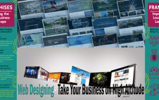Web Designing - Take Your Business on High Altitude
