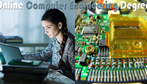 Online Computer Engineering Degree – What Are Your Options?