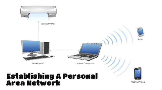 Establishing A Personal Area Network